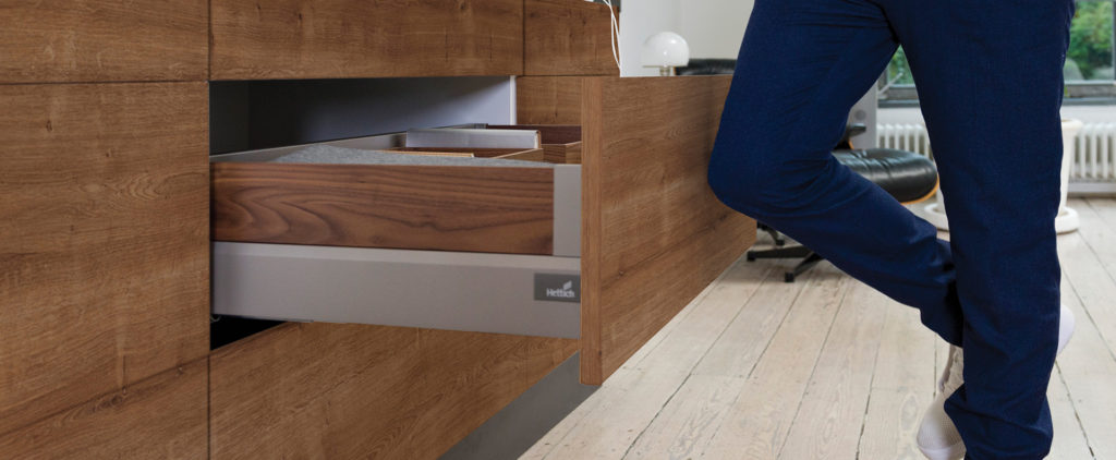 Industry HQ Supplier of Hettich Drawers